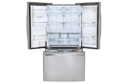 24 cu. ft. French Door Counter-Depth Refrigerator