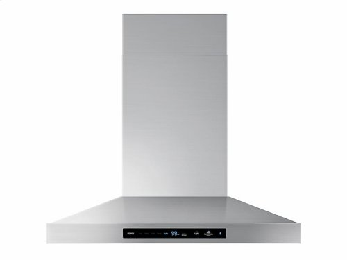 "30"" Wall Mounted Chef Collection Hood"
