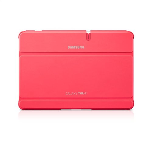 Galaxy Tab 2 10.1 Magnetic Book Cover, Pink