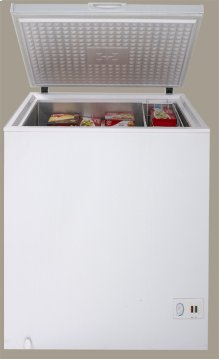 5.1 Cu. Ft. Chest Freezer - White