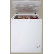 5.1 Cu. Ft. Chest Freezer - White
