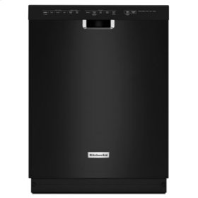24'' 6-Cycle/5-Option Dishwasher, Pocket Handle - Black