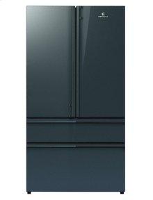 FF-558WSSS Stainless steel French door fridge