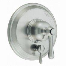 Brushed Nickel Opulence® Valve-Only Trim Kit, Diverter on Valve