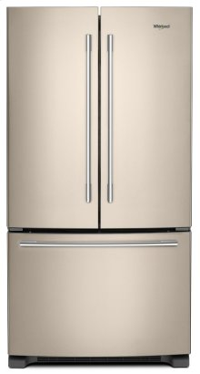 36-inch Wide French Door Refrigerator with Crisper Drawer - 25 cu. ft.