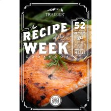 Ebook - Recipe of the Week Cookbook: 2012