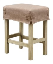 Short Saddle Stool Slip Cover Product Image
