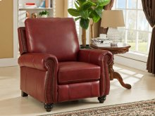 Raleigh Red Recliner