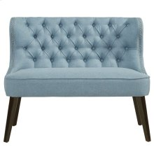Biscotti Double Bench in Light Blue