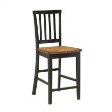 Dining - Arlington Slat Back Counter Stool
