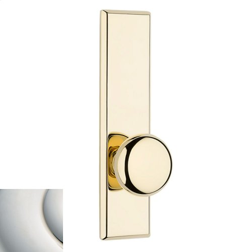 Polished Nickel with Lifetime Finish Traditional K011 Knob Screen Door