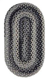 Garrison Pepper Braided Rugs