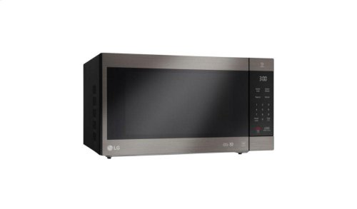 LG Black Stainless Steel Series 2.0 cu. ft. NeoChef Countertop Microwave with Smart Inverter and EasyClean®
