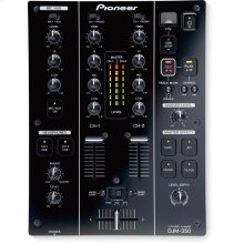 2-channel effects mixer (black)