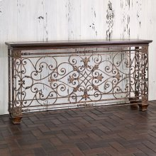 Rockefeller Console Table - Large