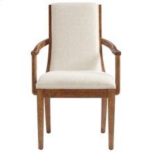 Panavista Madagascar Arm Chair in Goldenrod