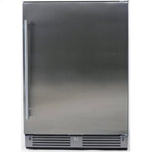 XO APPLIANCE24in Outdoor Refrigerator Solid SS RH