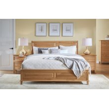 Cal. King Panel Bed
