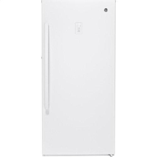GE® 14.1 Cu. Ft. Frost-Free Upright Freezer