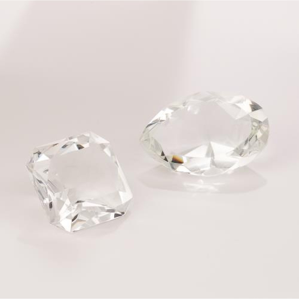 Oxford Jewels-Clear-Pear