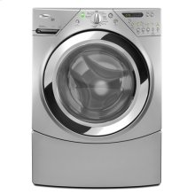 Lunar Silver Whirlpool® ENERGY STAR® Qualified Duet® 3.9 cu. ft. Front Load Washer