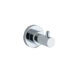 Multi-Series Robe Hook - Satin Brass