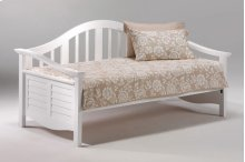 Seagull Daybed in White Finish