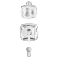 Edgemere Bath/Shower Trim Kit  2.5 GPM  American Standard - Polished Chrome