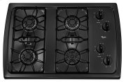30-inch Gas Cooktop with 5,000 BTU AccuSimmer® Burner Product Image