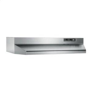"Broan30"", Stainless Steel, Under-Cabinet Hood, 160 CFM"