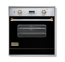 "30"" Gas Oven, Natural Gas, Brass Accent"