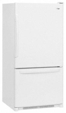 25 cu. ft. Bottom-Freezer Refrigerator