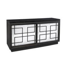 Philip Sliding Door Console