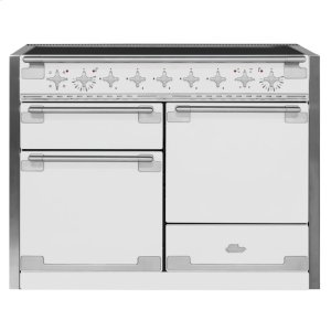 White AGA Elise Induction Range - WHITE