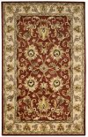 Eloquent Garden Arabian Red Hand Tufted Rugs