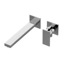 Incanto Wall-Mounted Lavatory Faucet w/Single Handle
