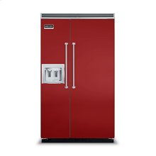 """48"""" Quiet Cool™ Side-by-Side Refrigerator/Freezer with Dispenser"""