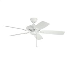 Canfield Patio Collection 52 Inch Canfield Patio Fan WH
