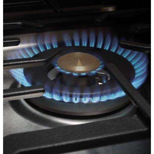 "Monogram 30"" Deep-Recessed Gas Cooktop (Natural Gas)"