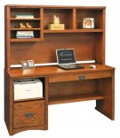 """56"""" Hutch Product Image"""