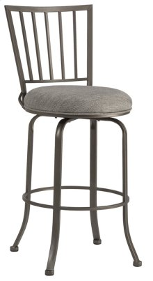 Lynx Commercial Grade Swivel Counter Stool
