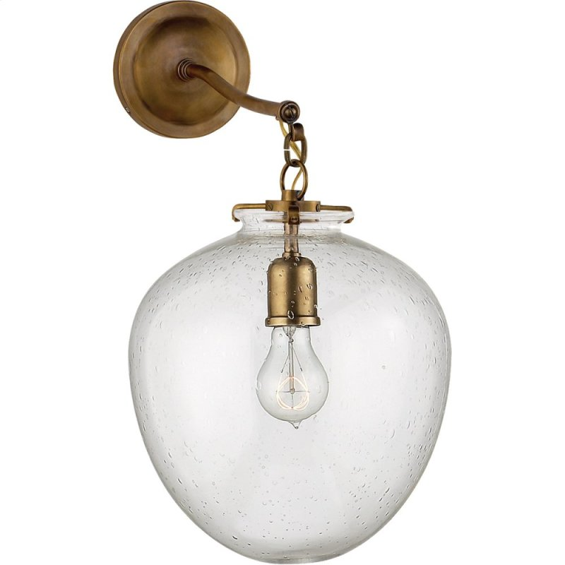 Tob2226habg2sg In Hand Rubbed Antique Brass By Visual Comfort In