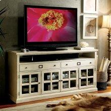Sullivan - 68-inch TV Console - Country White Finish