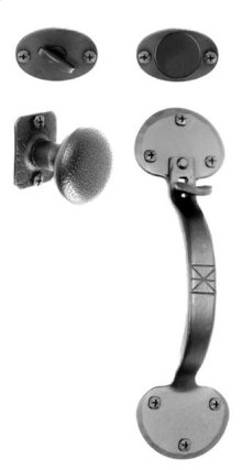 Entry Mortise Lockset Dummy