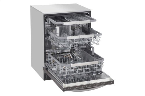 LG Kitchen Appliance Package featuring SmartThinQ & EasyClean Technologies
