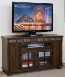 Oxford Counter Height TV Console