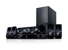 3D-Capable Blu-ray Disc™ Home Theater System with Smart TV
