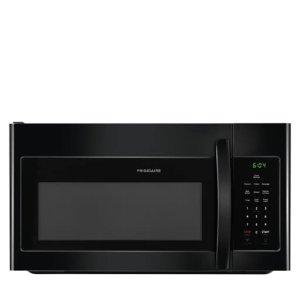 1.6 Cu. Ft. Over-The-Range Microwave - BLACK
