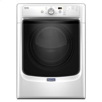 Maytag® Large Capacity Dryer with Wrinkle Prevent Option and PowerDry System ? 7.4 cu. ft. - White