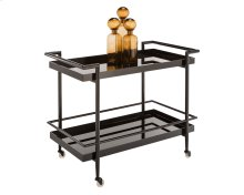 Livingston Bar Cart - Black